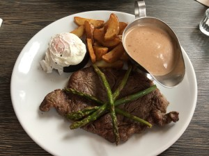 Hearty dishes with a modern twist at Evan's Bistro in Whitley Bay