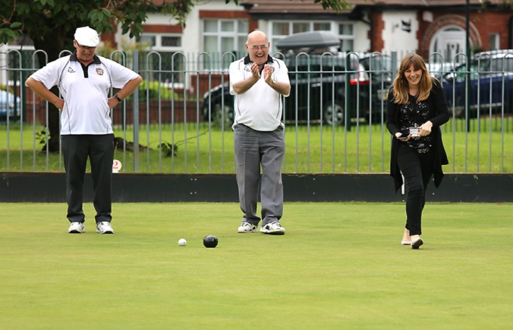 Bowls Club Improvements Continue Throughout The Winter