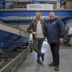 Sky TV's Pete Graves Uncovers Northumberland's Untold Stories