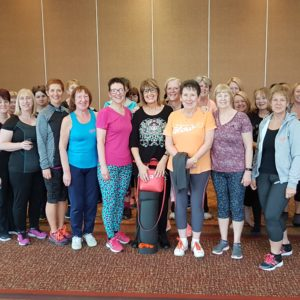 What happens at a Glow Fitness class? We find out…